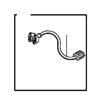 Volvo S40 Wiring Harness. Washerpump Adapter Wiring
