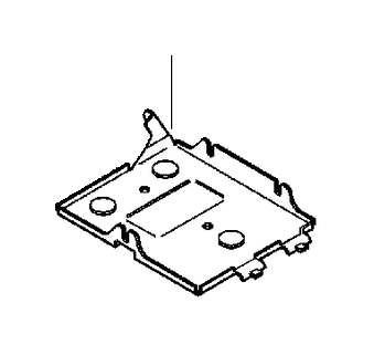 Volvo V70 Bracket. Accessory Kits. Road and Traffic