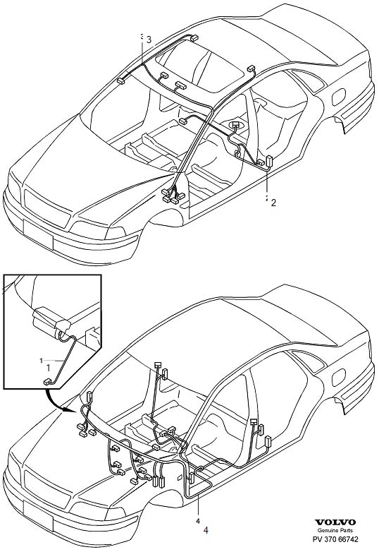 [DIAGRAM] Volvo V40 2000 Wiring Diagram FULL Version HD