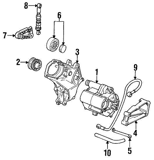 1990 Volkswagen. Eurovan. Eurovan; 2.8l. W/power take off