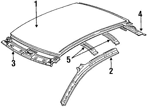 1992 Volkswagen Corrado SLC Coupe 2.8L VR6 V6 A/T Roof