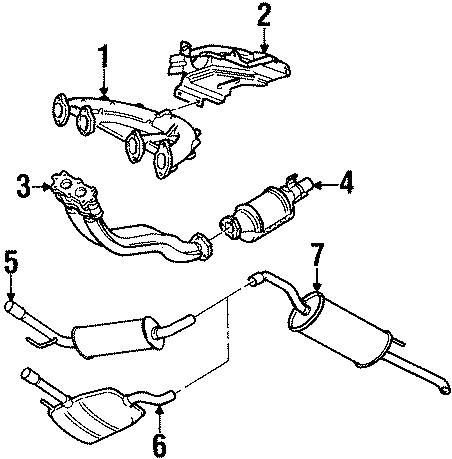 Volkswagen Passat Wagon Cover. DEFL PLATE. 4 CYLINDER, GAS