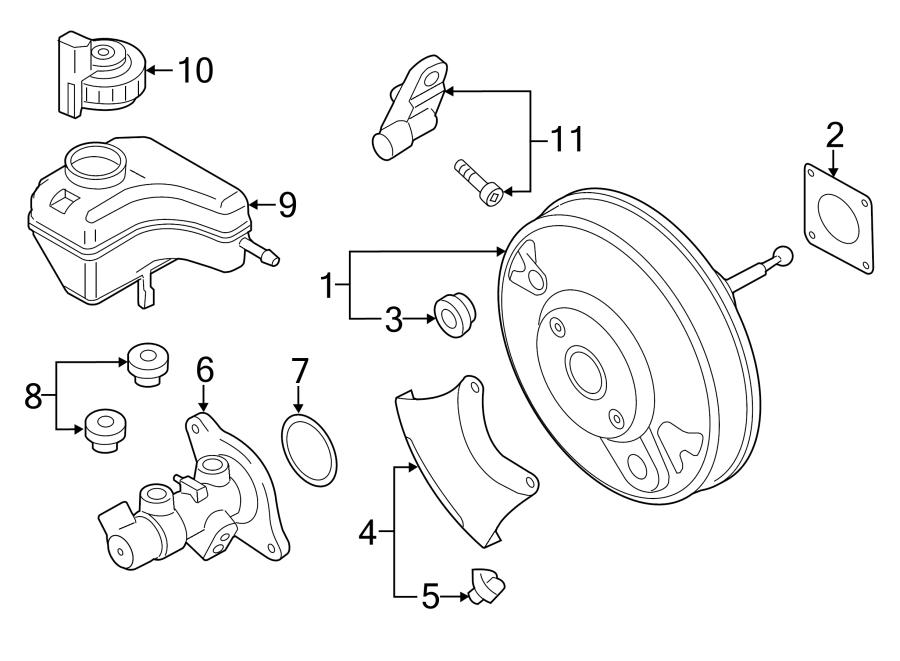 Volkswagen CC Sensor. Switch. Level. Kit, WAGON, VIN
