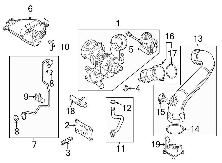 2013 Volkswagen Jetta Hybrid Manifold Absolute Pressure