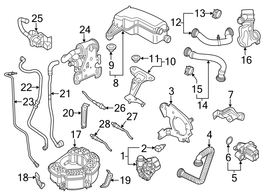 2015 Volkswagen Jetta Hybrid Pressure. Regulator. REGULAR
