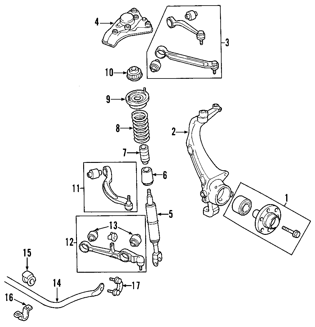 Volkswagen Golf Gear ASSEMBLY. Rack and Pinion Assembly