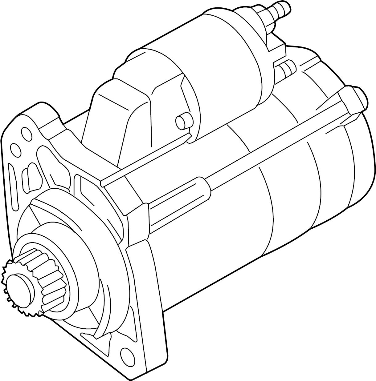 Volkswagen Touareg Base Sport Utility 4 2l V8 A T