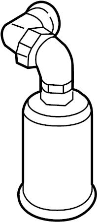 2013 Volkswagen Beetle Filter. EMISSION, LITER, CODE