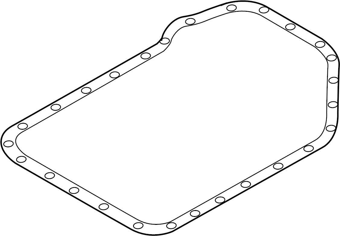 Volkswagen Automatic Transmission Oil Pan Gasket
