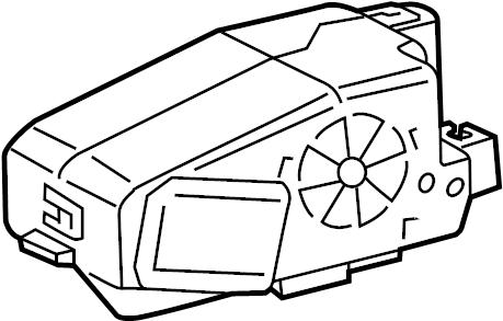 Volkswagen Touareg Immobilizer. Module. Ignition. Antenna