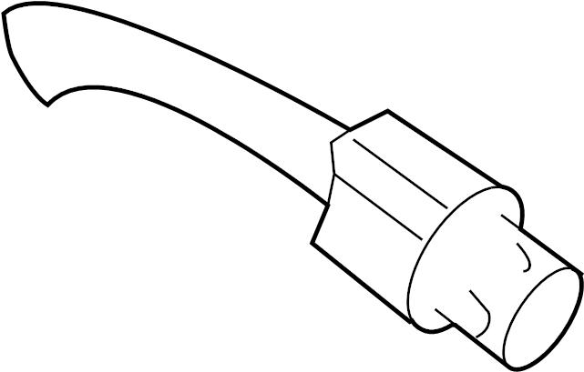 Volkswagen Jetta Wagon Cover. Harness. Socket. Socket