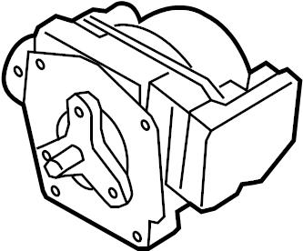 Volkswagen Tiguan Clutch. Control unit. Coupling. Includes
