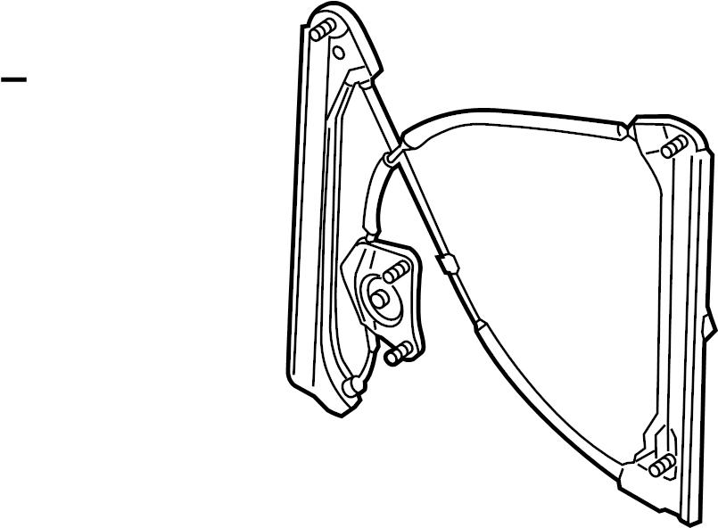 2016 Volkswagen Passat Regulator. Module. Manual. Power
