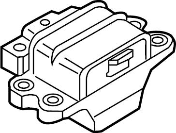 2012 Volkswagen Jetta Mount. Transmission. Automatic. Gear
