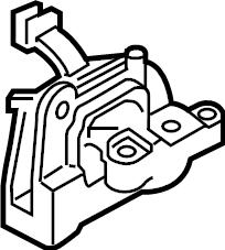 Volkswagen Jetta Engine. Mounti. Engine mount. Motor mount