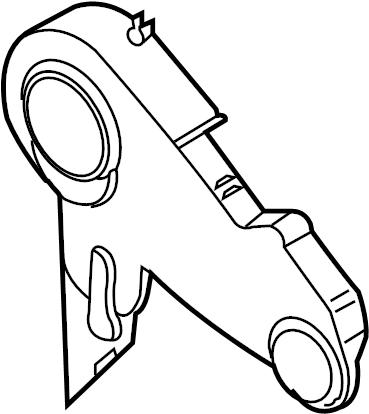 2001 Volkswagen Beetle Parts Diagram Motor Mounts