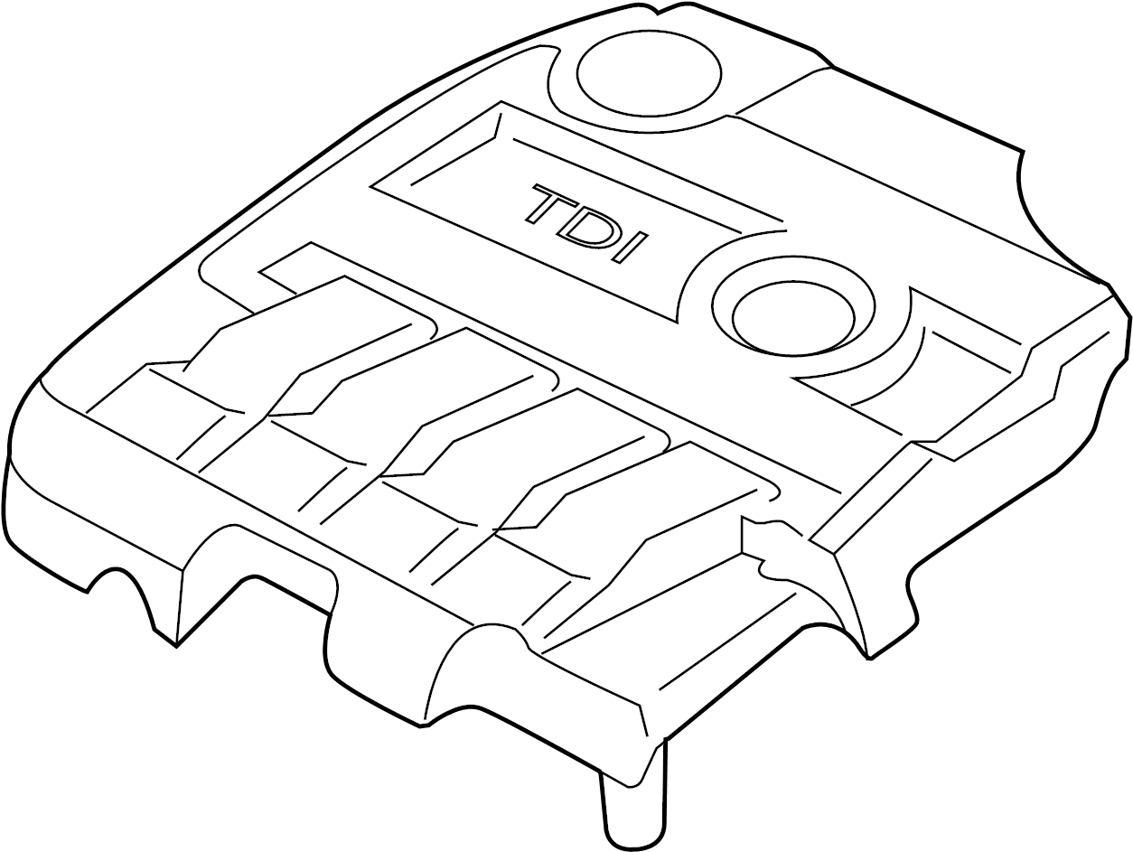 2010 Volkswagen Jetta TDI Cup Edition Sedan 2.0L TDI