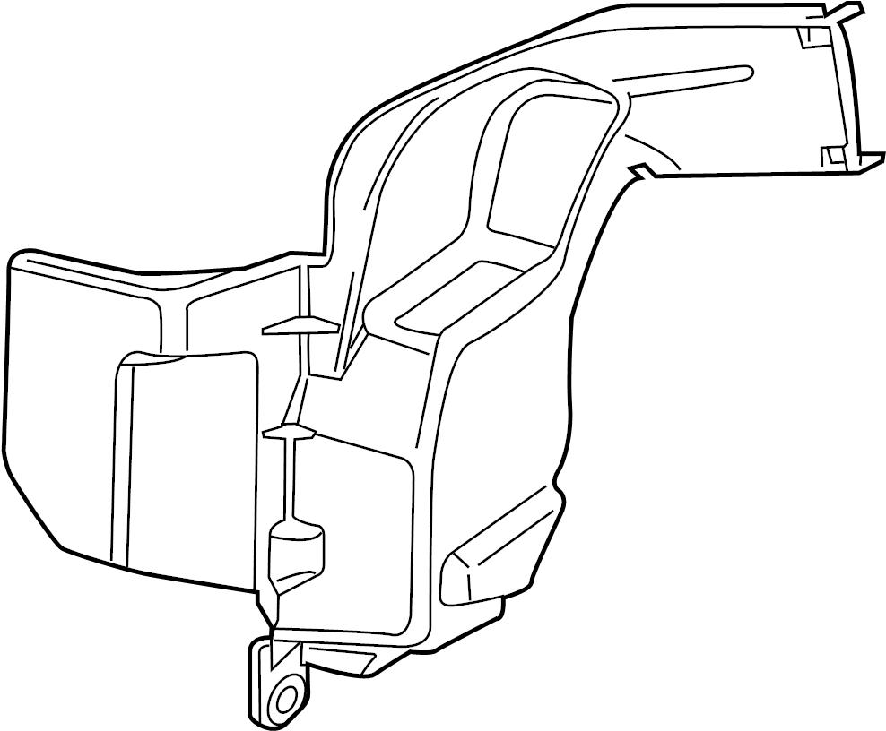 2013 Volkswagen Jetta GLI GLI Sedan Abs modulator