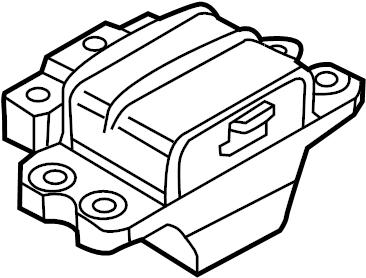 2012 Volkswagen Jetta SE Sedan Automatic Transmission