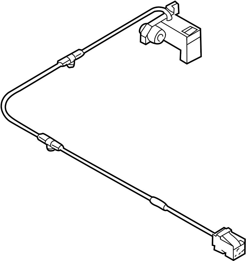 2015 Volkswagen Position sensor. Rightwpower, leftwpower