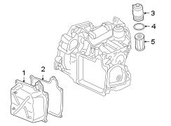 2010 VW Jetta Wolfsburg Edition Sedan 2.0L A/T Parts