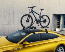 Volkswagen Atlas Bike Holder Attachment - Black. Rack