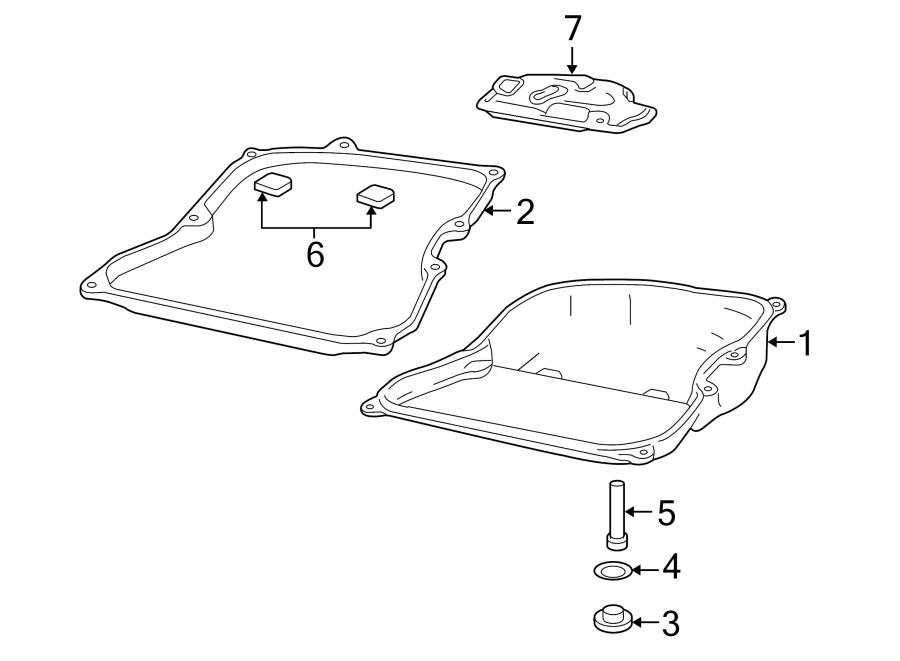Volkswagen CC Transmission Filter. LITER, Code, KGL