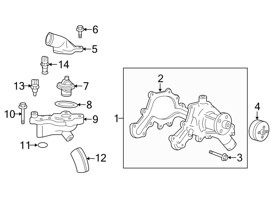 Mazda 6 Engine Coolant Temperature Sensor. Make, Symptoms
