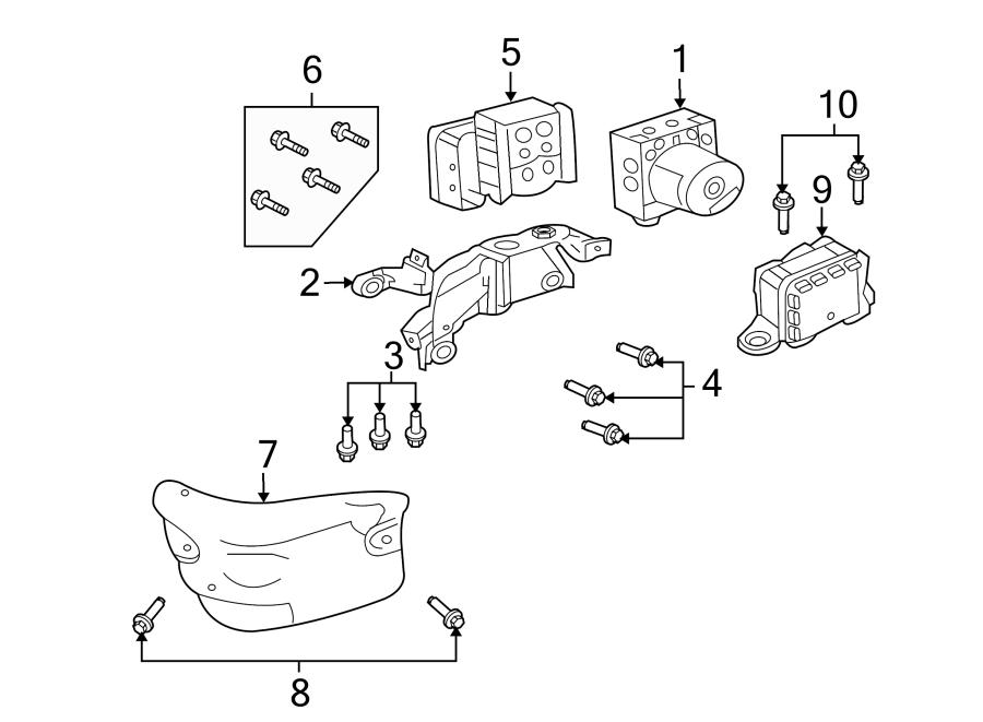 Mazda Tribute Suspension Yaw Sensor. Make, Repair