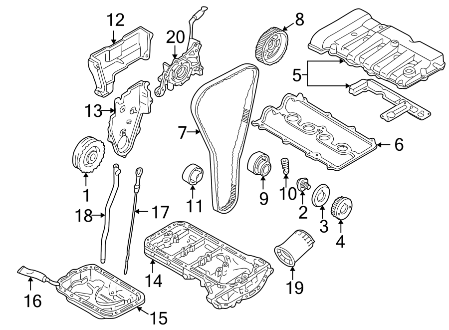 Mazda Protege Engine Oil Pan. Lower, LITER, PartQualifier