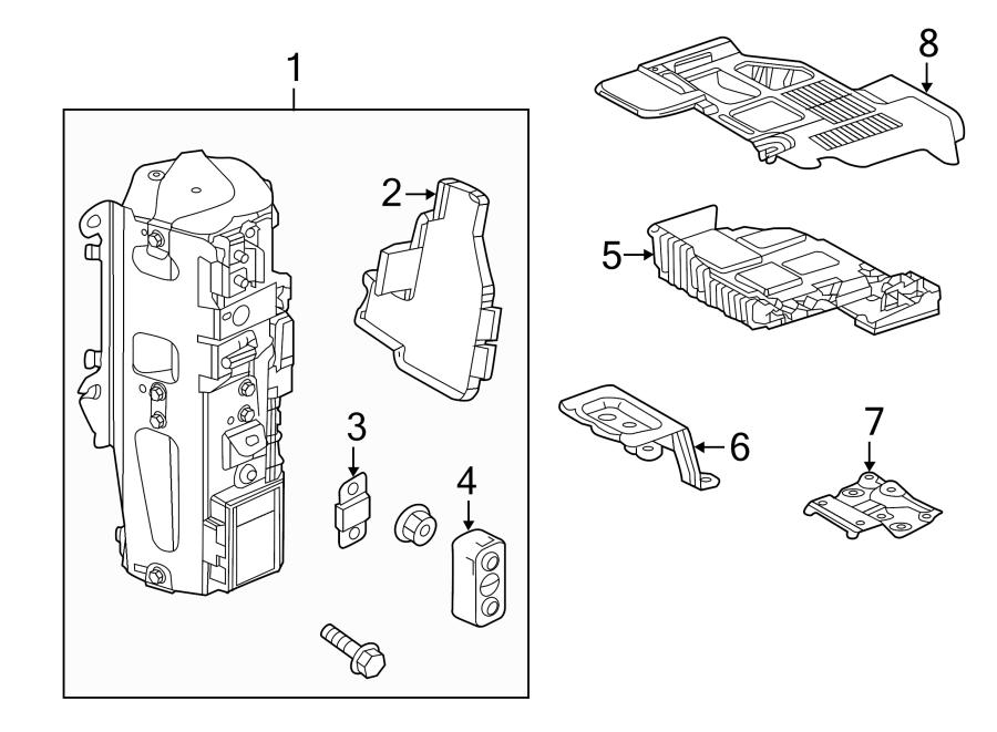 Mazda 3 Capacitor. I-eloop system. Intelligent e-loop