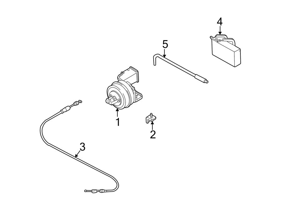 Mazda MPV Cruise Control Cable. 2000-01. MPV. Telematics