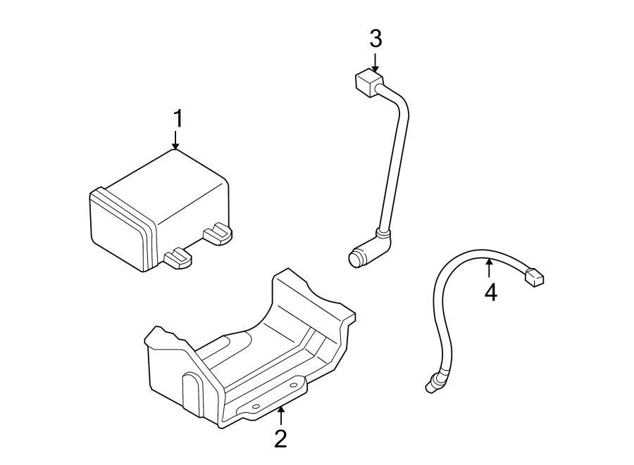 Mazda MPV Oxygen Sensor. EMISSION, Make, Repair