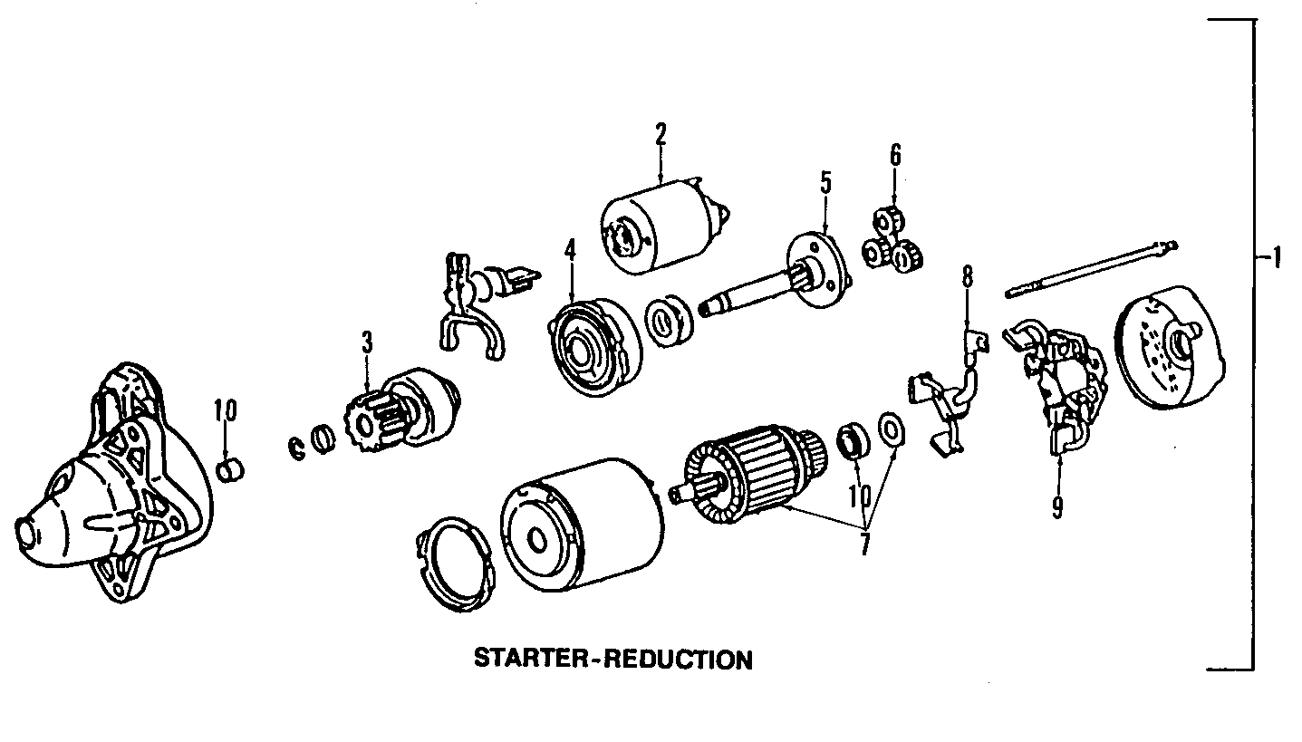 Mazda RX-7 Bearings. Front bearing. Metal, bearing. Models