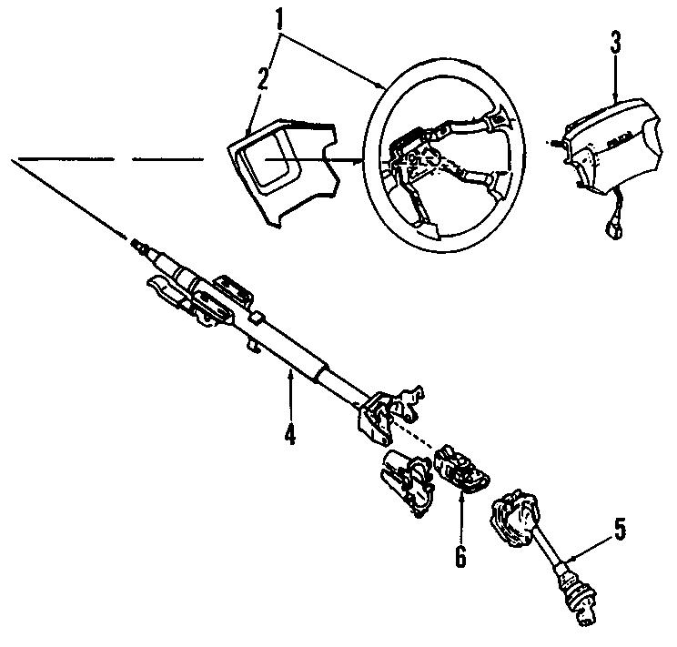 Mazda 929 Intermediate shaft. Lower shaft. Shaft, inte