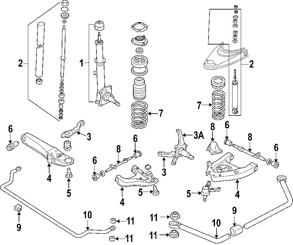 Mazda RX-7 Insulator. Sheet, Spare. Spring seat. (Upper