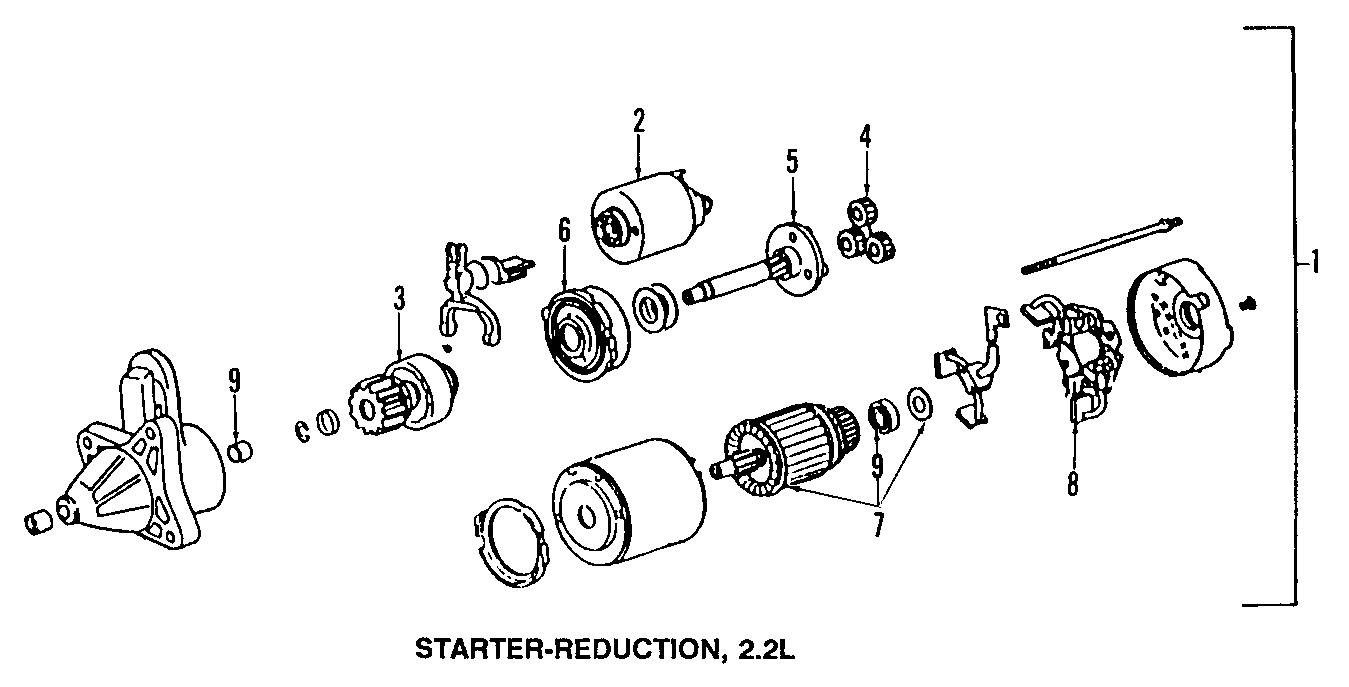 Mazda B2200 Shaft. Piston. Drive. Cyl, Auto, Trans