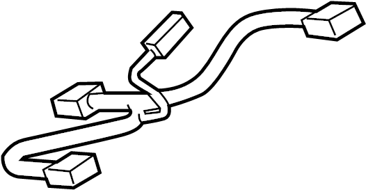 Mazda CX-5 Steering Wheel Wiring Harness. Cruise, Shifter