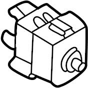 Mazda B4000 Hvac blower control switch. Switch. Blower