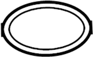 Mazda Tribute Ring. Filter. Oil. Engine. Cover. 2.5 LITER