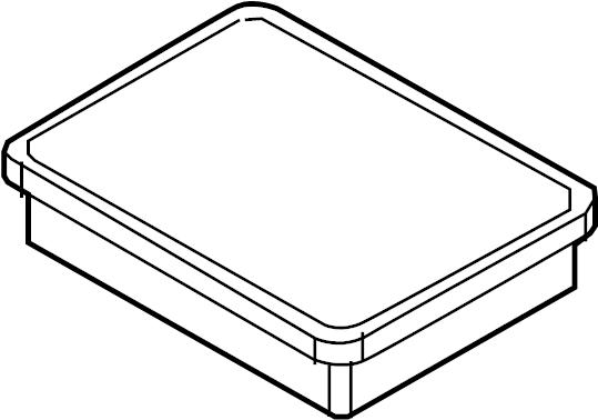Mazda CX-9 Air Filter. 2.5 LITER TURBO. CX-5; 2.5L; w