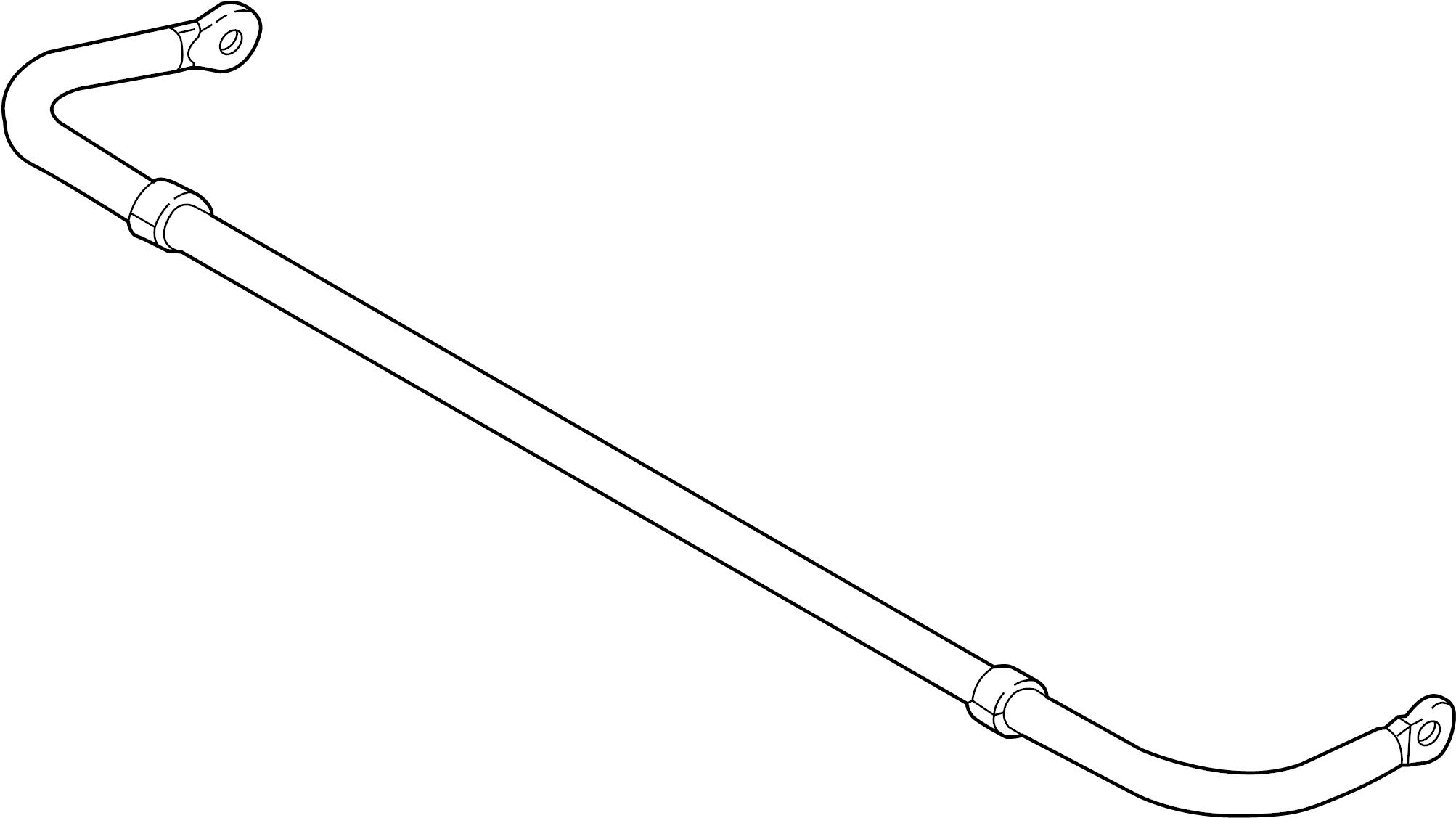 Mazda Cx 9 Suspension Stabilizer Bar Cx 5 Fwd Cx 9 Fwd