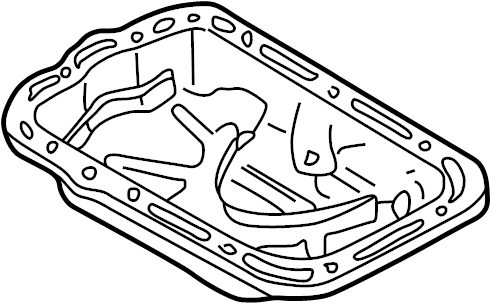 Mazda Protege5 Engine Oil Pan. Lower, LITER, PartQualifier