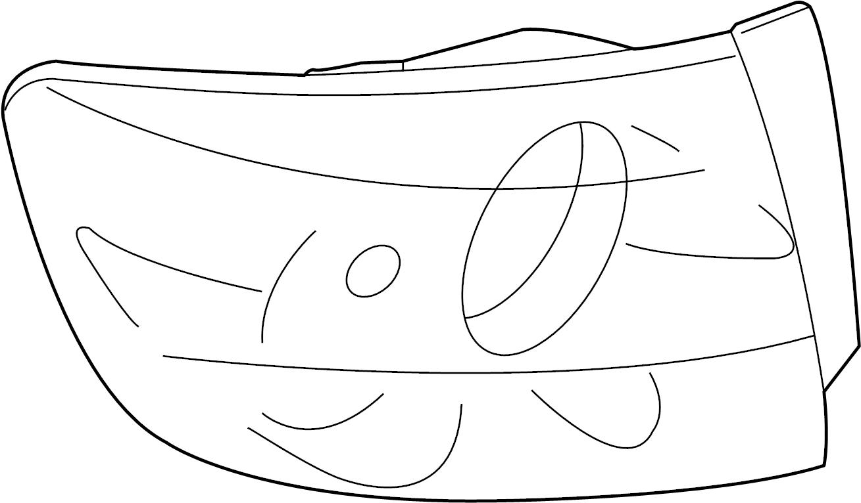 Mazda 3 Tail Light Assembly. SEDAN, all, w/LED. LAMPS