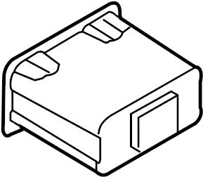Mazda CX-9 Gps navigation control module. Communication