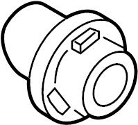 Mazda CX-9 Socket. Bulb. Lamp. ON LIFT GATE, 2013-15