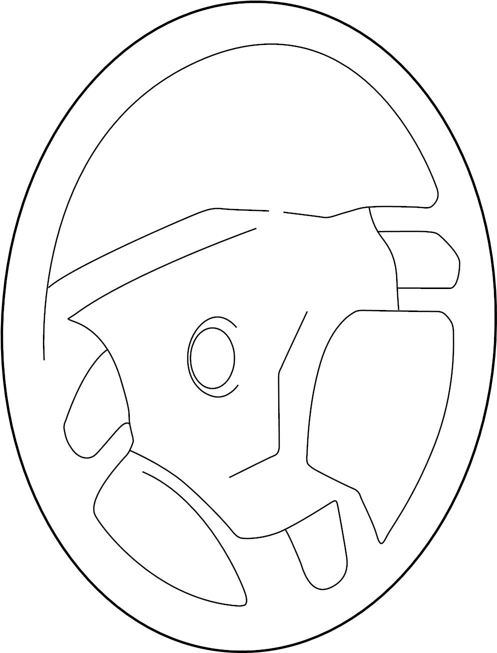 Mazda MIATA Steering Wheel. Miata MX5; Wood. W/WOOD WHEEL