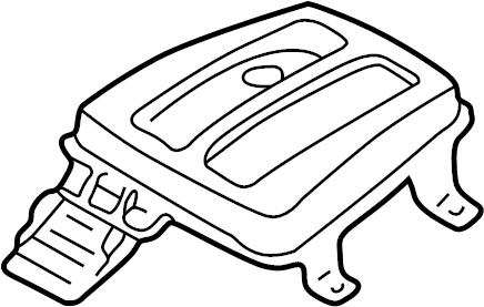 Mazda MIATA Automatic Transmission Shift Indicator. 1999