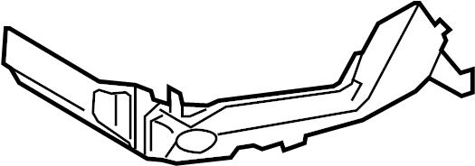 Mazda MX-5 Miata Fuel Filler Neck Insulator. Filler. Fuel
