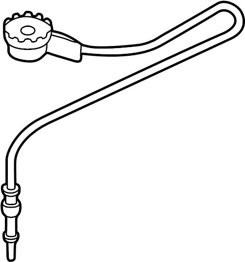 Mazda 2 Antenna Cable. Front. Mazda2; To Antenna